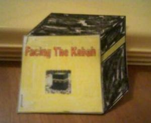 facing the kabah mini